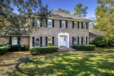 Jacksonville Single Family Home For Sale: 8118 Middle Fork Way