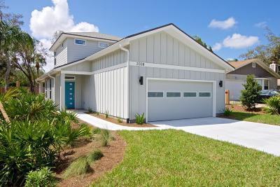 Neptune Beach Single Family Home For Sale: 2008 Florida Blvd