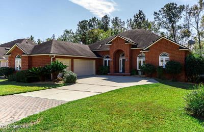 Fleming Island Single Family Home For Sale: 2149 Blue Heron Cove Dr