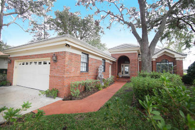Plantation, The Plantation At Pv Single Family Home For Sale: 229 Cannon Ct E