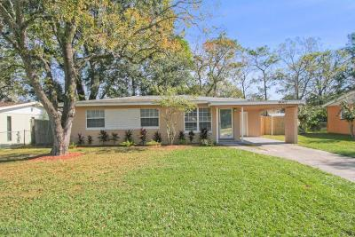 Jacksonville Single Family Home For Sale: 9007 Sibbald Rd