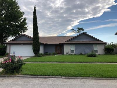 Jacksonville Single Family Home For Sale: 2757 Treasure Cove Ln