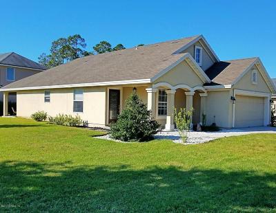Bartram Springs Single Family Home For Sale: 5814 Alderfer Springs Dr