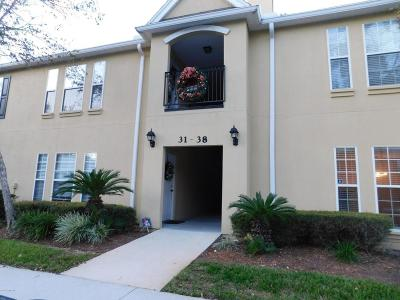 Jacksonville Beach Condo For Sale: 32 Jardin De Mer Pl #32