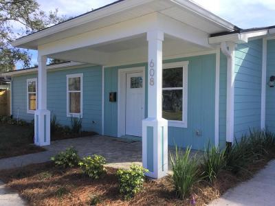 Atlantic Beach, Neptune Beach, Jacksonville Beach, Ponte Vedra Beach, Fernandina Beach Single Family Home For Sale: 608 10th Ave N