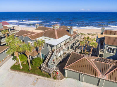 Duval County, St. Johns County Condo For Sale: 170 Sea Hammock Way