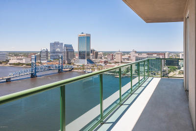 Jacksonville Condo For Sale: 1431 Riverplace Blvd #2404