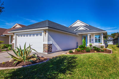 St Augustine Single Family Home For Sale: 912 Hazeltine Ct