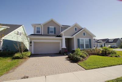 Ponte Vedra Single Family Home For Sale: 215 Summer Mesa Ave