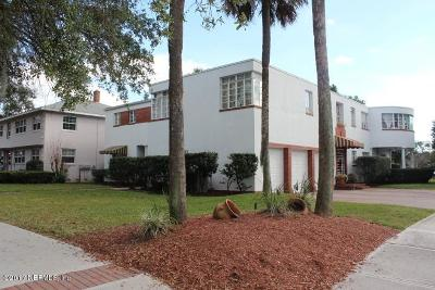 Jacksonville Multi Family Home For Sale: 1815 Largo Rd