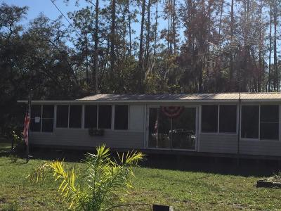 Interlachen FL Mobile/Manufactured For Sale: $63,500