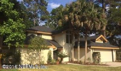 Atlantic Beach, Neptune Beach, Jacksonville Beach, Ponte Vedra Beach, Fernandina Beach Single Family Home For Sale: 6038 Bridgewater Cir