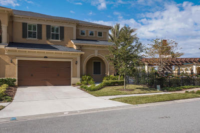 Jacksonville Townhouse For Sale: 128 Wingstone Dr
