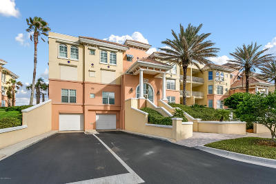 Duval County, St. Johns County Condo For Sale: 230 N Serenata Dr #722