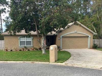Fleming Island Single Family Home For Sale: 1829 Weston Cir