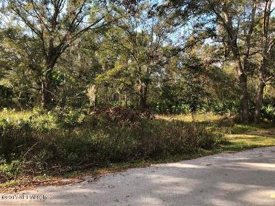Jacksonville Residential Lots & Land For Sale: Greenville Rd