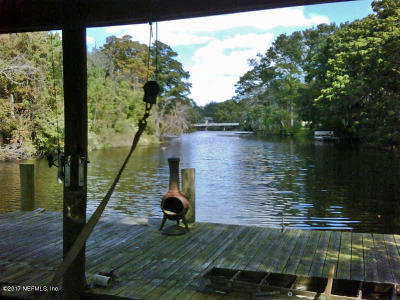 Jacksonville Residential Lots & Land For Sale: 4286 Buck Point Rd