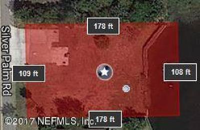 Jacksonville Residential Lots & Land For Sale: 3317 Silver Palm Dr