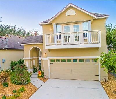 Atlantic Beach, Neptune Beach, Jacksonville Beach, Ponte Vedra Beach, Fernandina Beach Single Family Home For Sale: 95259 Village Dr