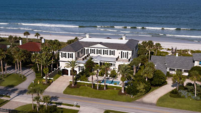 Atlantic Beach, Jacksonville Beach, Neptune Beach, Ponte Vedra Beach, Fernandina Beach Single Family Home For Sale: 335 Ponte Vedra Blvd
