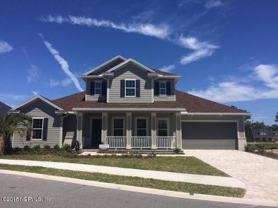 Jacksonville Single Family Home For Sale: 8734 Mabel Dr