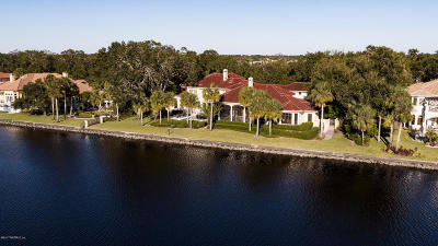 Ponte Vedra Single Family Home For Sale: 121 Bristol Pl
