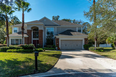 Jacksonville Single Family Home For Sale: 1790 Planters Oak Ct