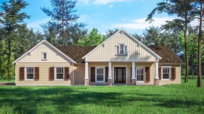 Jacksonville Single Family Home For Sale: 10901 Scott Mill Rd