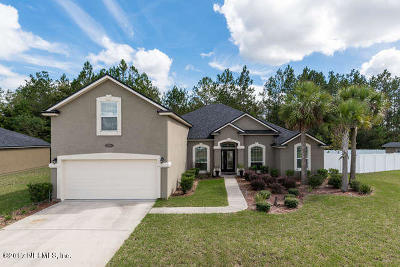 Jacksonville Single Family Home For Sale: 4599 Sherman Hills Pkwy W