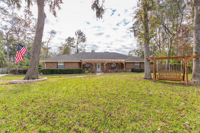 Fleming Island Single Family Home For Sale: 1735 Alps Ct