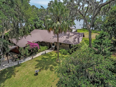 St Augustine Single Family Home For Sale: 8333 Colee Cove Rd