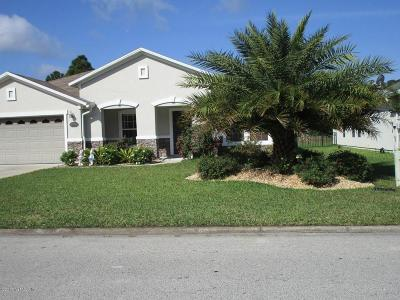 Single Family Home For Sale: 5324 Cypress Links Blvd