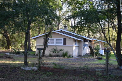 Jacksonville Multi Family Home For Sale: 10804 Old Gainesville Rd