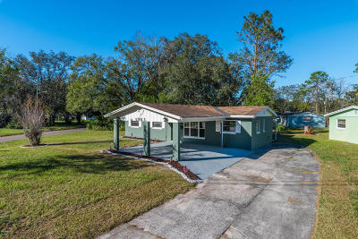 Jacksonville Single Family Home For Sale: 5053 Portsmouth Ave