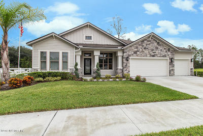 Jacksonville Single Family Home For Sale: 2707 Haiden Oaks Dr