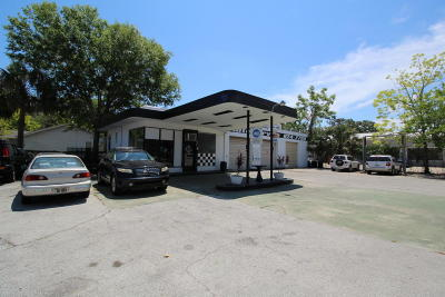 St. Johns County Commercial For Sale: 241 San Marco Ave