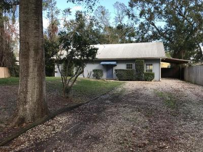 St Augustine FL Single Family Home For Sale: $199,900