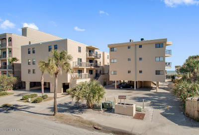 Jacksonville Beach Condo For Sale: 411 1st St S #203