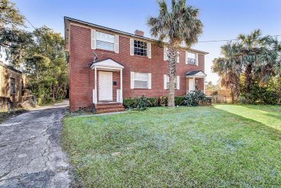 Jacksonville Multi Family Home For Sale: 1443 Naldo Ave