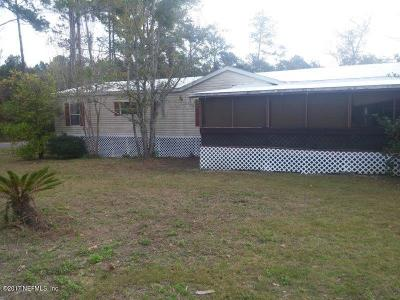 Jacksonville Single Family Home For Sale: 7930 Old Plank Rd