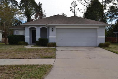Jacksonville Single Family Home For Sale: 859 Collinswood Dr