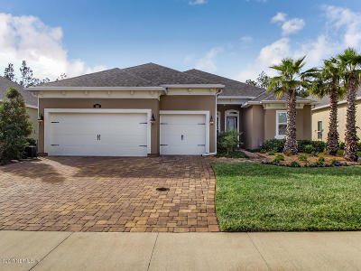 St. Johns County Single Family Home For Sale: 206 Medio Dr