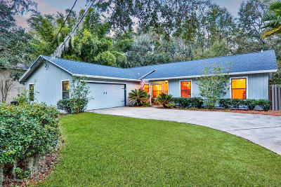 St. Johns County Single Family Home For Sale: 1004 Fruit Cove Rd
