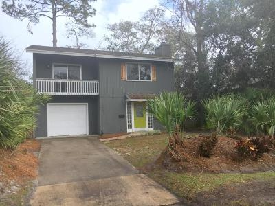 Atlantic Beach Single Family Home For Sale: 285 Seminole Rd