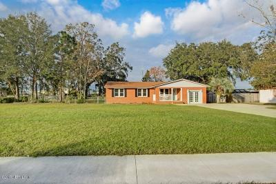 Orange Park Single Family Home For Sale: 931 Grove Park Dr N
