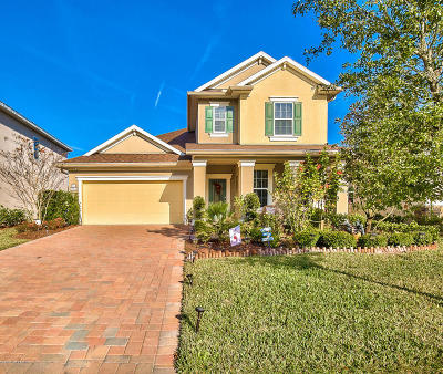 Ponte Vedra Single Family Home For Sale: 192 White Marsh Dr