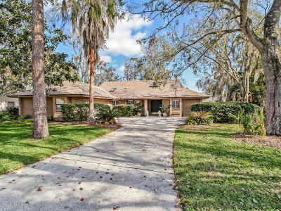 Ponte Vedra Beach Single Family Home For Sale: 5112 Otter Creek Dr