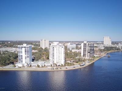 Duval County Condo For Sale: 1560 Lancaster Ter #802 & 80