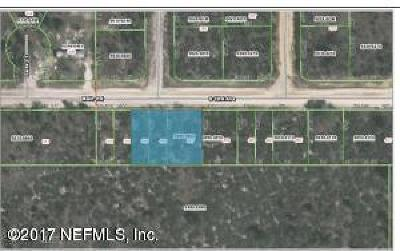 Interlachen FL Residential Lots & Land For Sale: $2,750