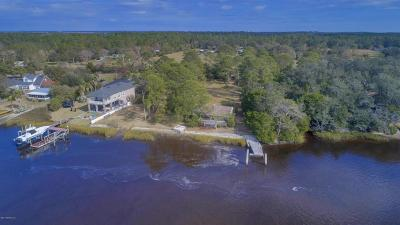 Jacksonville Residential Lots & Land For Sale: 15820 Shark Rd W